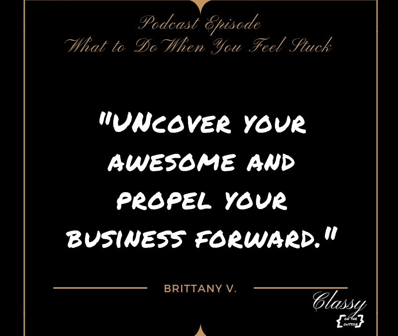 Move your business forward