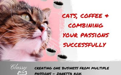 Creating One Business from Multiple Passions – Zanetta Kok