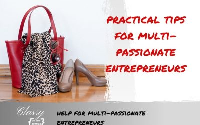 Help for Multi-Passionate Entrepreneurs
