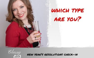 New Year's Resolutions Check-In